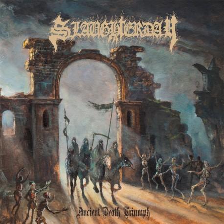 Slaughterday – Ancient Death Triumph - LP Gold