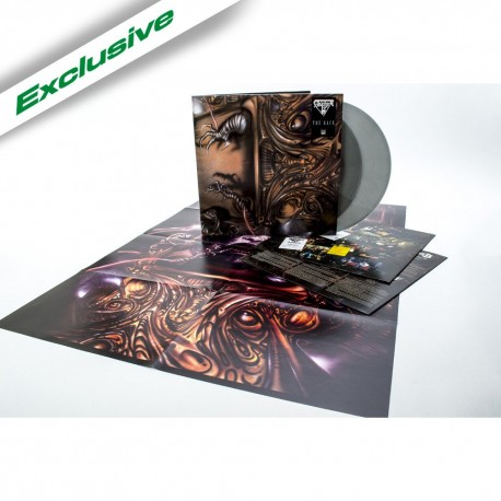 Asphyx - The rack - Anniversary Edition - 2LP Silver