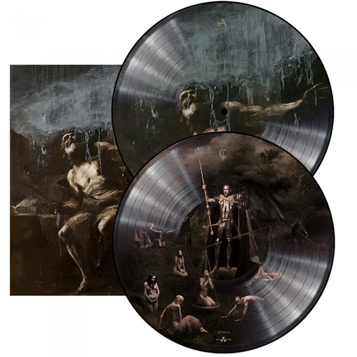 Behemoth I Loved You At Your Darkest 2 Picture Lp