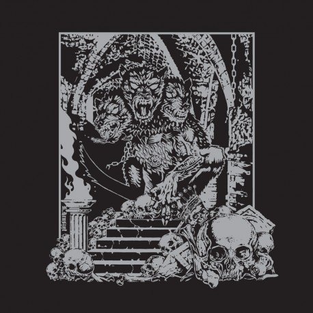Usurpress - Trenches Of The Netherworld - LP