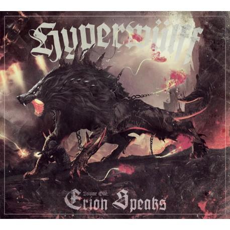 Hyperwulff - Volume One: Erion Speaks - LP