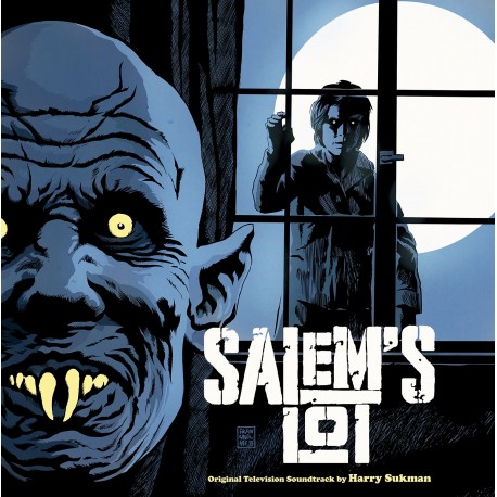 Salem's Lot - Soundtrack 2LP