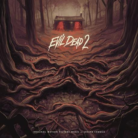 Evil Dead 2 - Soundtrack LP
