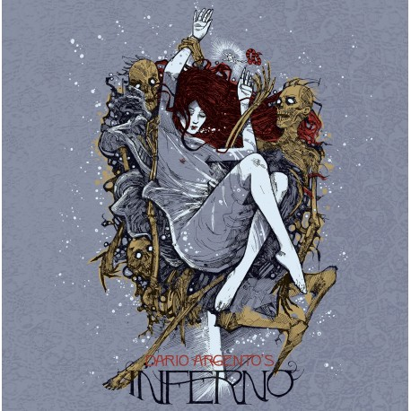 "Dario Argento's ""Inferno"" - Soundtrack 2LP"