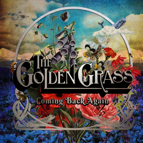 The Golden Grass - Coming Back Again - LP Green