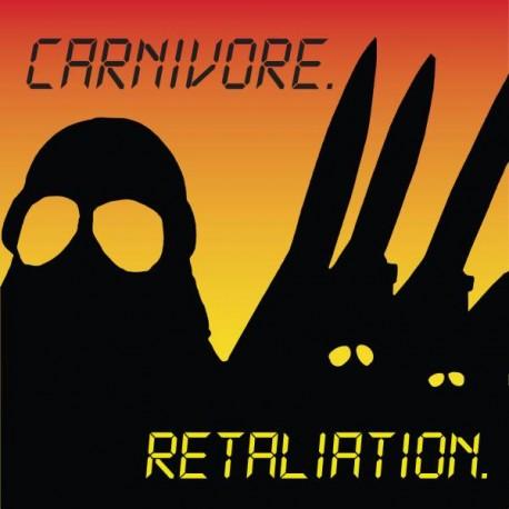 Carnivore - Retaliation - 2LP Orange Limited Edition