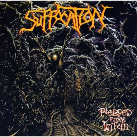 Suffocation - Pierced From Within - LP Marble
