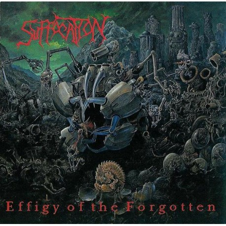 Suffocation - Effigy Of The Forgotten - LP Marble