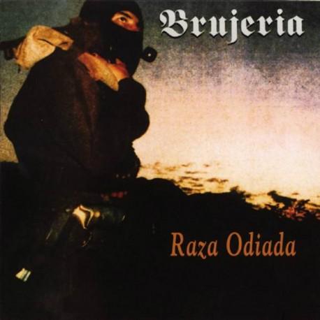 Brujeria - Raza Odiada - LP Green
