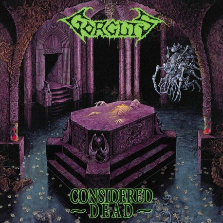Gorguts - Considered Dead - LP Marble