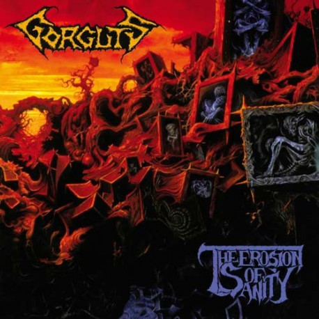 Gorguts - The Erosion Of Sanity - LP Marble