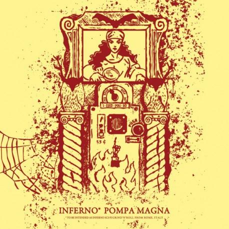 Inferno – Pompa Magna - CD Digi