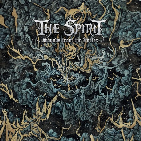 The Spirit - Sounds from the vortex - CD