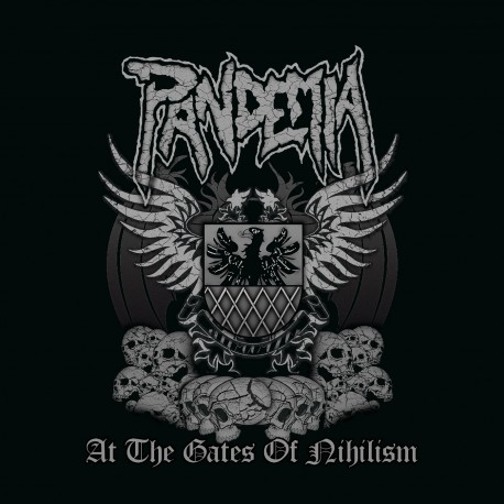 Pandemia - At The Gates Of Nihilism - CD