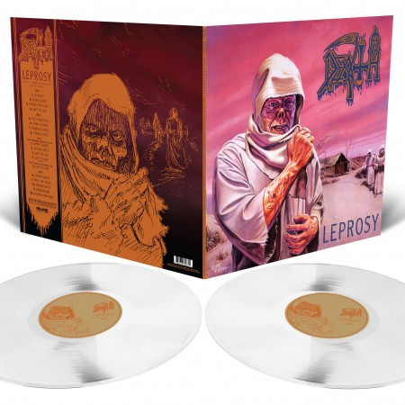 Death - Leprosy 30th Anniversary Deluxe Reissue - 2LP