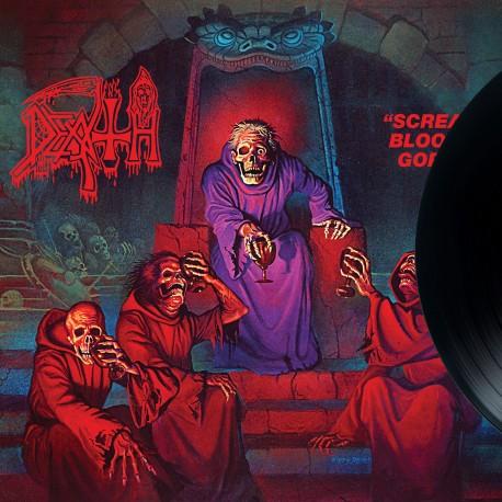 Death - Scream Bloody Gore - LP