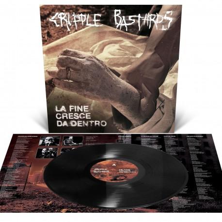 Cripple Bastards - La Fine Cresce Da Dentro - LP