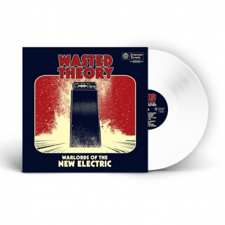 Wasted Theory - Warlords of the New Electric - LP