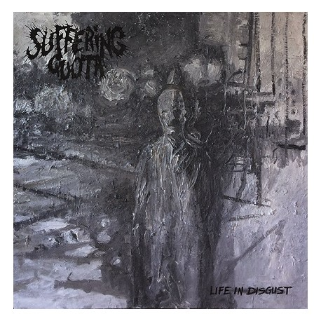 Suffering Quota - Life In Disgust - LP