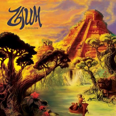 Zaum - Eidolon - LP Orange