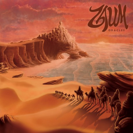 Zaum - Oracles - LP Clear