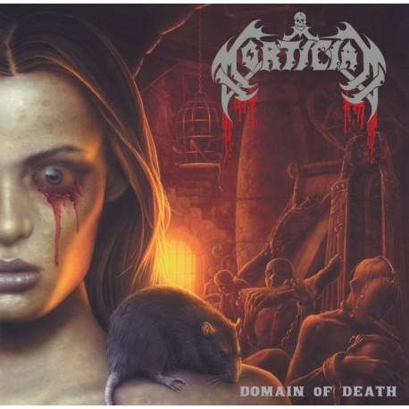 Mortician - Domain Of Death - LP