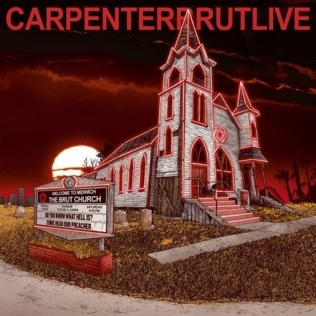 Carpenter Brut - Carpenterbrutlive - 2LP