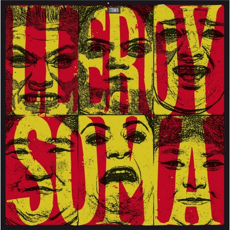 Lleroy – Soma - LP Yellow