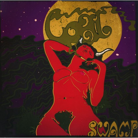 Coat - Swamp - LP