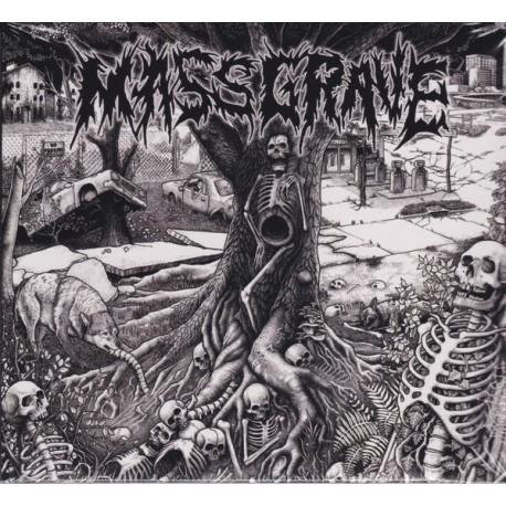 Massgrave - Our Due Descent - CD-Digi