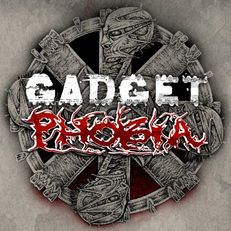 Gadget / Phobia - Split CD