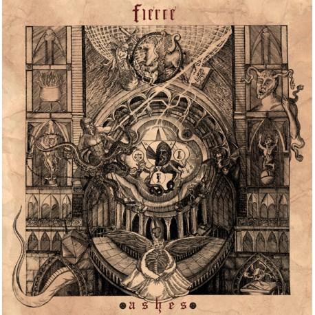 Fierce - Ashes - CD Digi