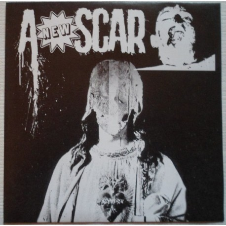 A New SCAR / Warfare ‎– A New SCAR / La Pace Non Rende - Split 7""