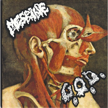 "Mesrine / G.O.D. – Mesrine / G.O.D. - Split 7"""
