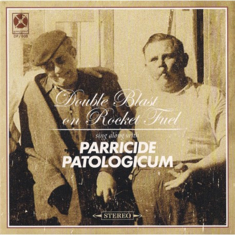 Parricide / Patologicum ‎– Double Blast On Rocket Fuel - Split 7""