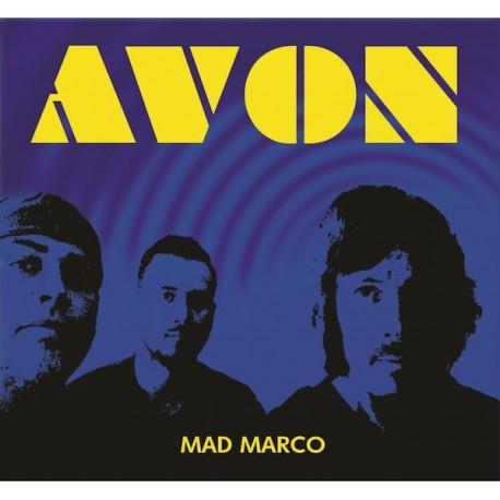 Avon – Mad Marco - CD Digi