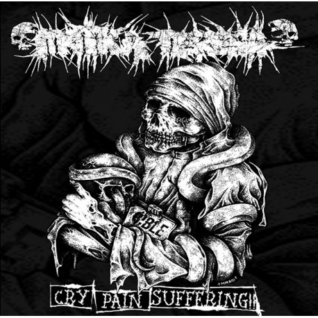 Matka Teresa / Syntax – Cry Pain Suffering!! / Corridos Grind - Split 7""