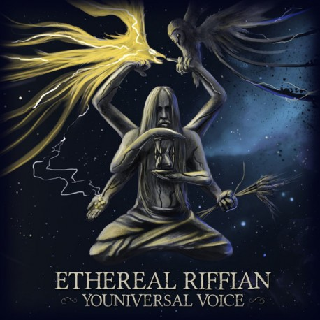 Ethereal Riffian ‎– Youniversal Voice - CD