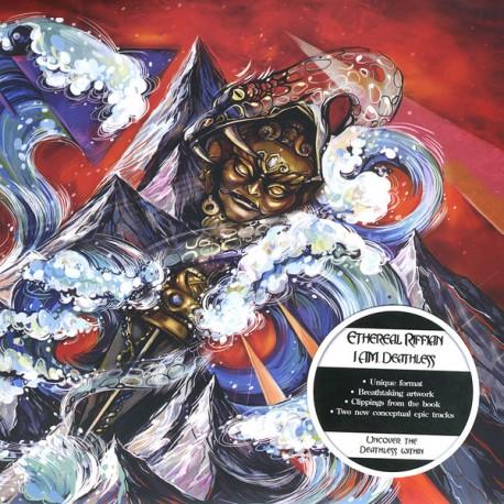 Ethereal Riffian – I Am Deathless - CD Ltd