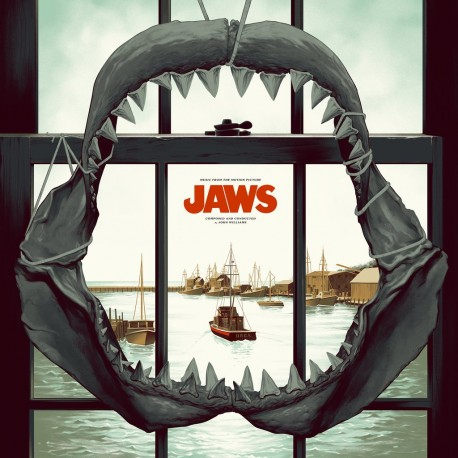Jaws - Music from the Motion Picture - 2LP