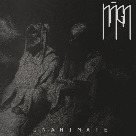 Naga – Inanimate - CD
