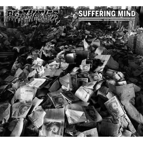 Agathocles / Suffering Mind – Split - CD