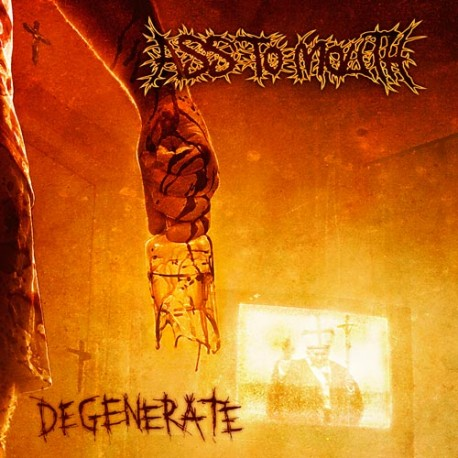 Ass To Mouth - Degenerate - LP