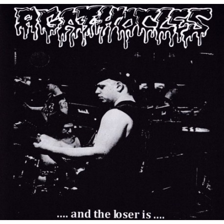 Agathocles / MPG ‎– And The Loser Still Is... - Split 7""