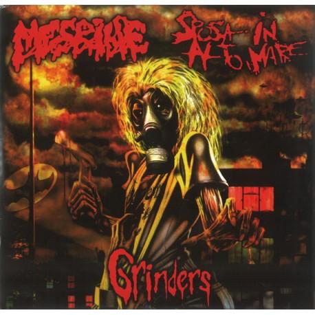 """Mesrine / Sposa In Alto Mare – Grinders - Split 10"""""""