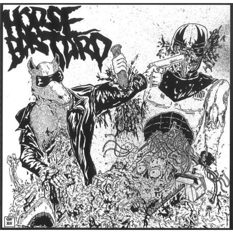 "Horsebastard – Giraffetermath - 10"""