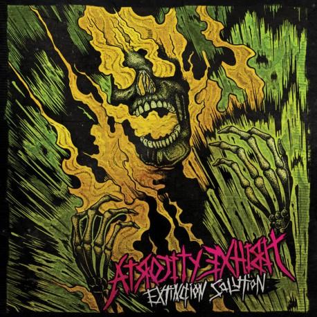 The Atrocity Exhibit – Extinction Solution - CD