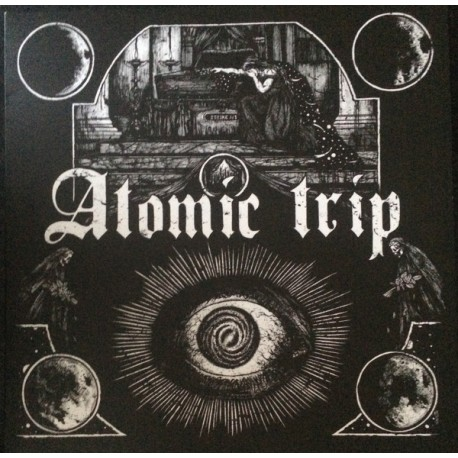 Atomic Trip ‎– Strike 1 - LP Green