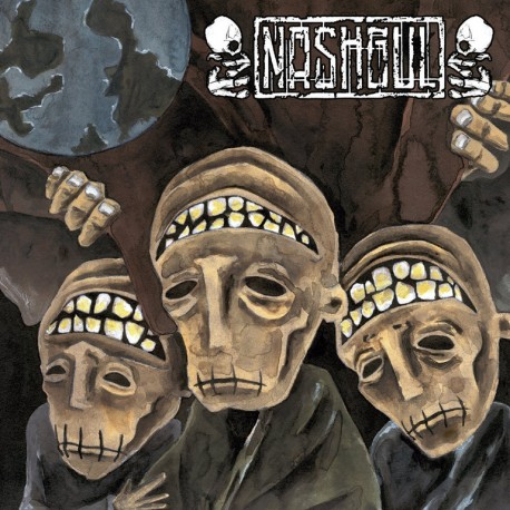 Antihero / Nashgul ‎– Split LP