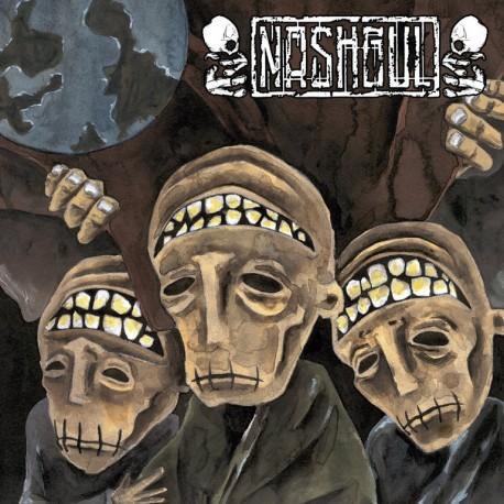 Antihero / Nashgul – Split LP